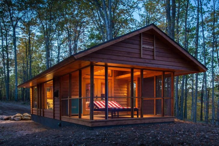 Permalink to 10 Tiny House Cabins Ideas
