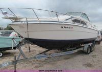 1979 searay sundancer 26l cabin cruiser boat item e7568 Sea Ray Cabin Cruiser