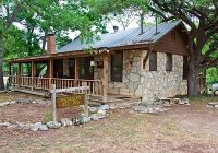 1br cabin vacation rental in hunt texas 159267 agreatertown Guadalupe River Cabins