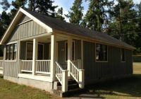 2 bdrm 1 bath cabin with deck and porch picture of Kentucky Dam Village Cabins