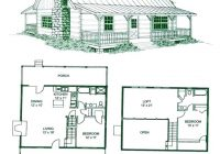 2 bedroom cabin with loft floor plans norahomedecorco 2 Bedroom Cabin With Loft Plans