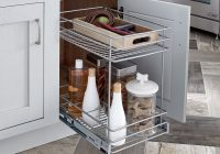 2 tier kitchen cabinet pull out drawer Kitchen Cabinents