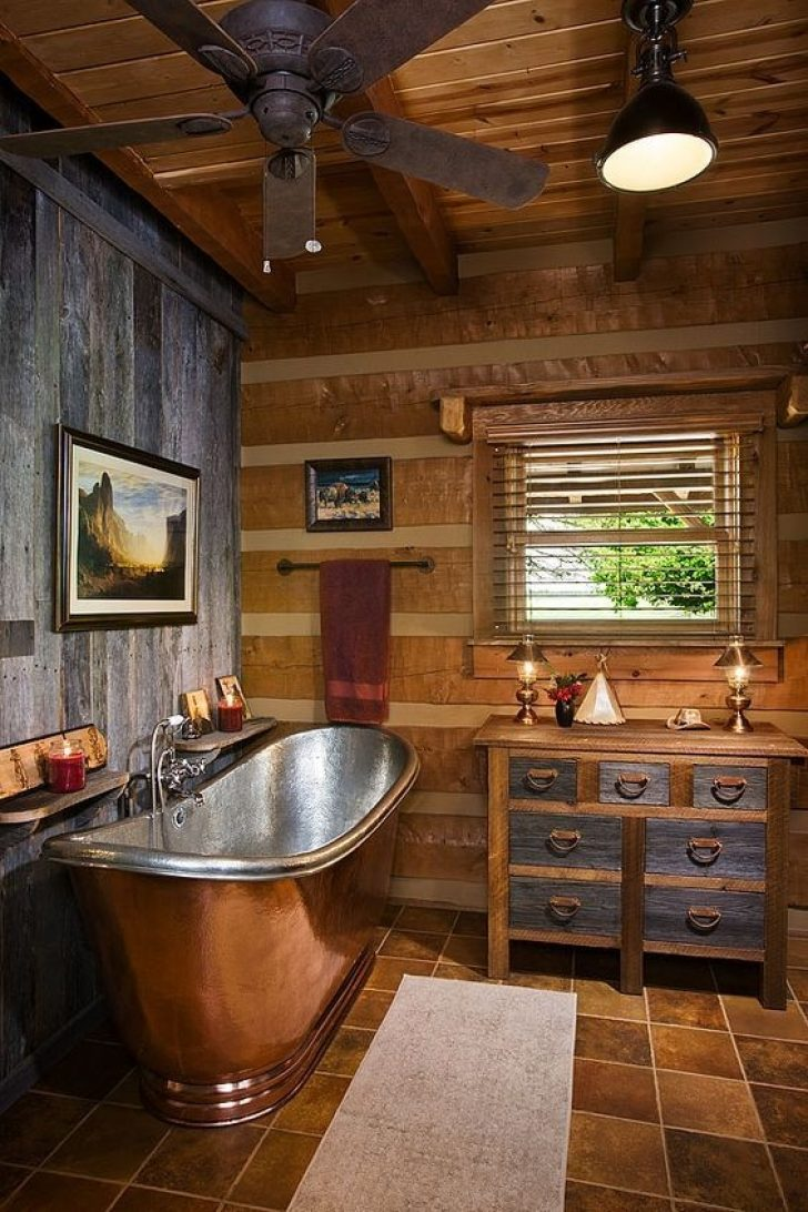 Permalink to Cozy Cabin Decorating Ideas