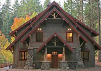 24 beautiful little mountain towns across america Small Mountain Cabins