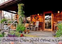 25 outstanding cabins in georgia for a memorable vacation Savannah Ga Cabins