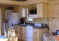 27 small cabin decorating ideas and inspiration kitchen Small Cabin Decorating Ideas