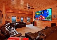 3 amazing pigeon forge cabin rentals with theater room you Amazing View Cabins