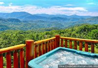 3 reasons a cabin with a view in gatlinburg tn is the Cabins With A View