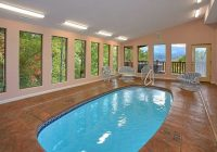 3 reasons to stay in a gatlinburg cabin with an indoor pool Tennessee Cabins With Indoor Pool