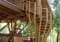 30 beautiful examples of bamboo houses Bamboo House Design