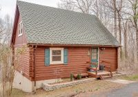 3br cabin vacation rental in berkeley springs west virginia Berkeley Springs Wv Cabins