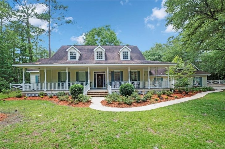 Permalink to 11 Log Cabin Lane Pearl River La Ideas