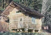 4 of the best hunting cabins with plans log cabin hub Plans Hunting Cabin