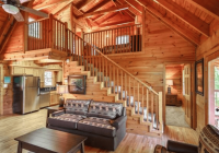 4 reasons why families love our 2 bedroom cabins in gatlinburg Stoney Brook Cabins