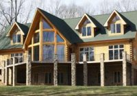 5 bedroom breathtaking buena vista log home for 122715 in Buena Vista Cabins