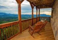 5 reasons to stay in our smoky mountain cabin rentals with Smoky Mountain Cabin
