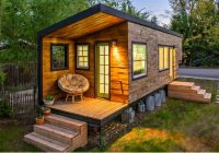 5 tiny homes that are amazingly affordable Tiny Cabin On Wheels