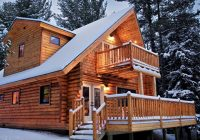 6 cozy cabins for the perfect new york winter vacation Log Cabin Upstate New York