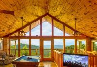 6 of the best 1 bedroom cabins in the smokies for your Gatlinburg Tn Honeymoon Cabins