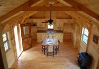 7 beautiful modular log cabins from amish cabin company Amish Built Homes
