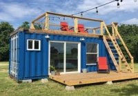 7 cool shipping container homes you can buy on ebay for 70k Shipping Container Cabin