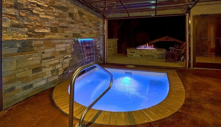 Permalink to Cozy Gatlinburg Cabins Indoor Pool Gallery