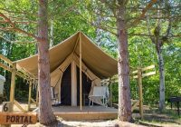 8 of the most glorious sites for glamping in michigan michigan Michigan State Parks Cabins