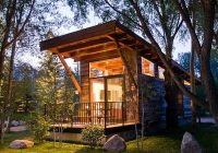 8 smart small space living tips from cabin owners Small Cabin Design