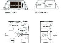 a frame cabin designs and floor plans small timber homes A Frame Cabin Plans With Loft
