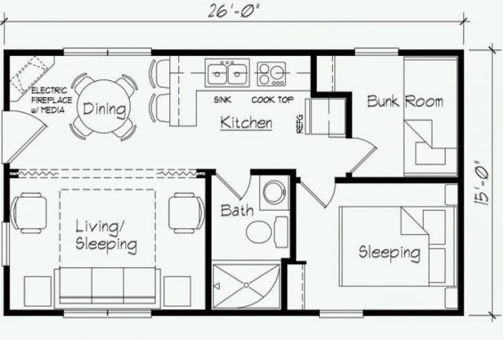 Permalink to Elegant Little House Lay Out For Electricity