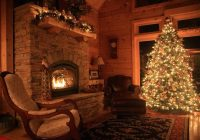 a merry christmas message from everyone at timberhaven A Log Cabin Christmas Collection