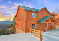 a smoky mountain dream luxury 6 bedroom cabin in smoky Tennessee Mountain Cabins
