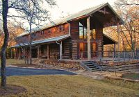 a texas log cabin with history Cabin Builders In Texas