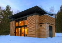 a tiny house that actually allows for having more than one Prefab Cabins Wisconsin