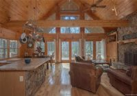 a western nc mountain log cabin you can move into this summer Nc Mountain Cabins