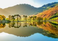 accessible holidays in cumbria lake district for people Person Log Cabin Lake District