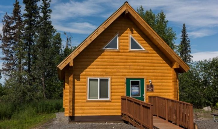 Permalink to Alaska State Parks Cabins Ideas
