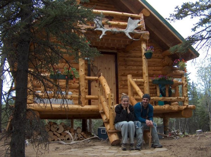 Permalink to Perfect Building A Cabin In Alaska Gallery
