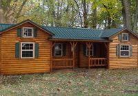 amish cabins this log cabin kit can be yours for 16350 Rustic Cabin Kit