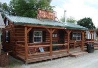 amish made log cabin Amish Cabin Prices