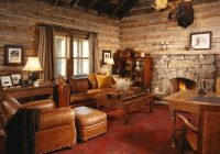 antique log cabin fireplace found on houzz living Log Cabin Furniture At Houzz