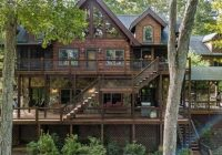 atlanta braves legend chipper jones is selling his lake blue Cabins In Atlanta