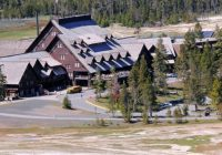 Awesome lodging in yellowstone national park hotels lodges Yellowstone National Park Cabin
