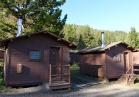 Awesome roosevelt lodge cabins pioneer cabins w stove picture of Yellowstone National Park Cabin Designs