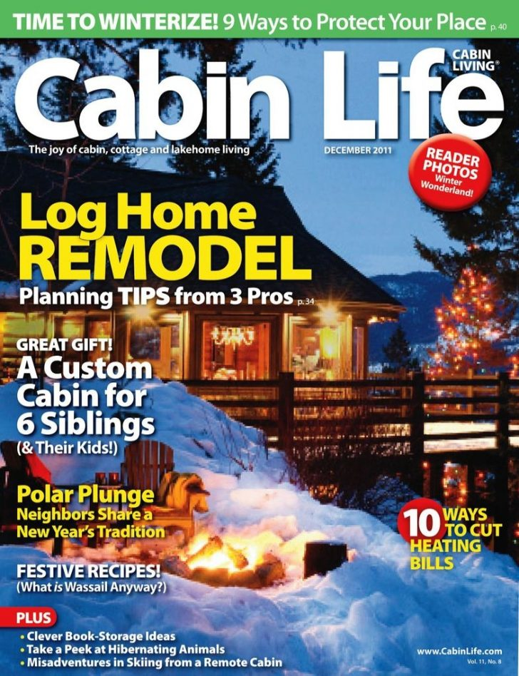 Permalink to 11 Cabin Life Magazine Ideas