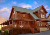bearly rustic 4 bedroom pigeon forge cabin with indoor Cabins Usa Gatlinburg Tn