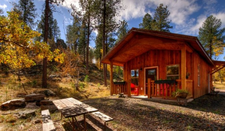 Permalink to 11 Mt Rushmore Cabins Ideas