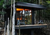 beautiful cabins around the world built with an eye on Small Modern Log Cabin