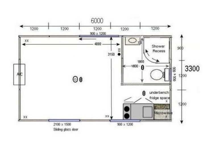 Permalink to Perfect Bedsitter House Design