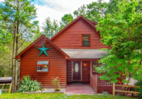 Best 4 of our best secluded smoky mountain cabins you will love Timber Tops Cabin